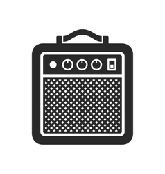 Amplifier Icon vector image