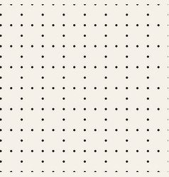 seamless pattern simple stylish abstract texture vector image