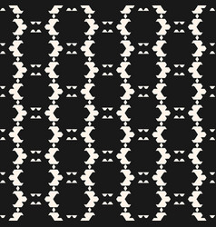 ornamental seamless pattern in ethnic style vector image