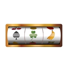 Casino game icon vector