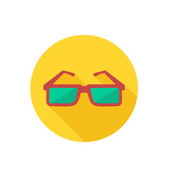 sun glasses icon sign symbol vector image