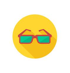 sun glasses icon sign symbol vector image