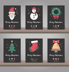 Christmas 08 02 vector image