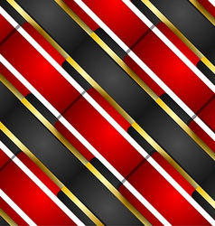Pattern stripes background vector image vector image
