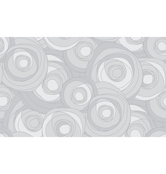 Pattern of gray clouds vector
