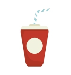 Takeaway drink beverage vector