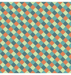 Background with colorful mosaic vector image vector image