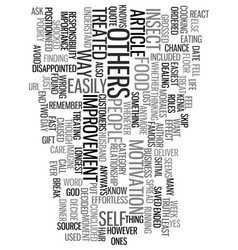 Your responsibility text word cloud concept vector