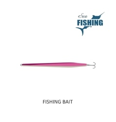 Fishing bait Item of fishing vector image