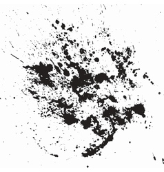 Hand-made grunge texture vector image