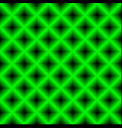 black and green chessboard abstract geometric vector image