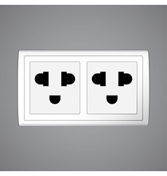 plugs 02 vector image