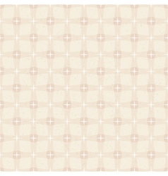simple vintage pattern vector image