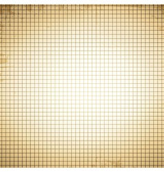 Vintage Notepad Notebook in a Cage vector image