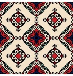 Seamless tiles design vector image vector image
