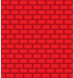 Repeatable brickwall texture or pattern vector