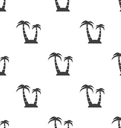 island seamless pattern vector image
