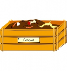 Compost vector
