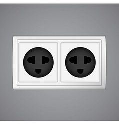 plugs 03 vector image