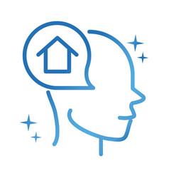 Alzheimers disease neurological brain location vector
