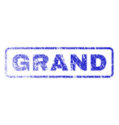 Grand rubber stamp vector