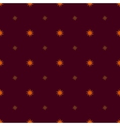 Stars seamless pattern 3706 vector image
