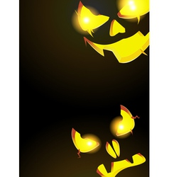 Night monsters Jack O Lanterns vector image vector image