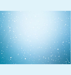 blue dots abstract background vector image