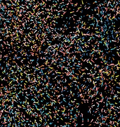 Multi Colored noise Abstract background Small vector image