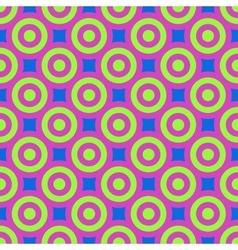 Polka dot geometric seamless pattern 4408 vector image