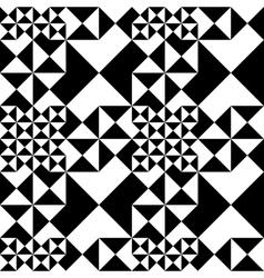 Trigon seamless vector image