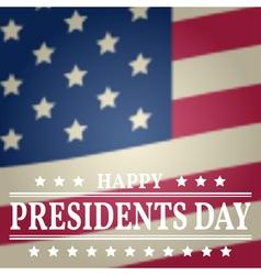 Presidents Day Presidents Day Presidents Day Draw vector image