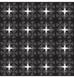 Design seamless abstract pattern vector image