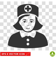Nurse EPS Icon vector