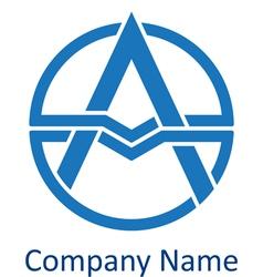 logo letter vector image vector image