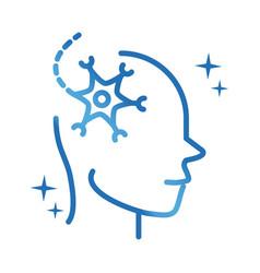 Alzheimers disease neurological brain cell neuron vector