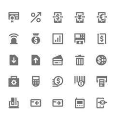Finance Icons 12 vector