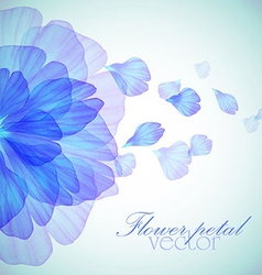 watercolor drawing vector image