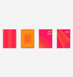 Minimal trendy covers vector