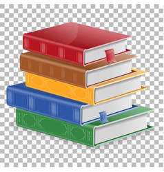 Education concept with books vector