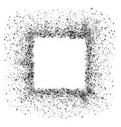 Black Square Frame vector