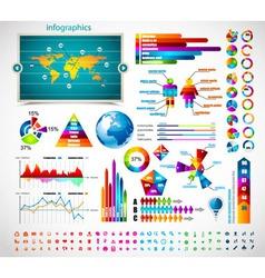 premium infographics vector image