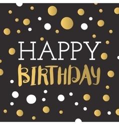 set beautiful birthday invitation cards vector image
