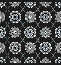 Trendy print beautiful pattern for decoration and vector