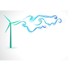 Windmill and abstract wave vector