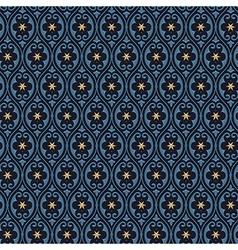 pattern heraldic vector image vector image