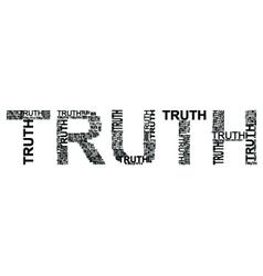 TRUTH vector