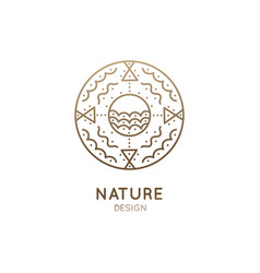 Pattern nature vector