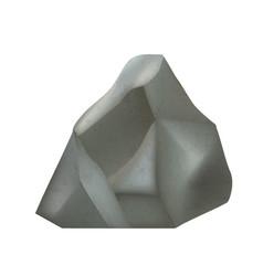 Stone gravel decorative rock build stuff vector