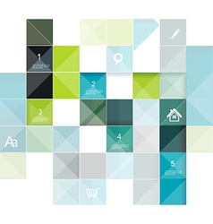 modern design template can be used vector image